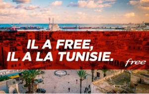 Internet mobile inclus depuis la Tunisie avec Free