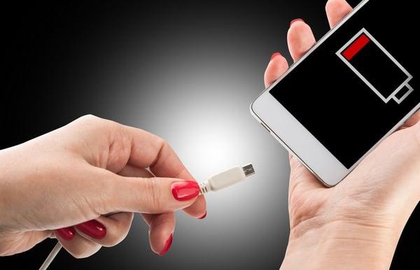 L'autonomie de la batterie d'un smartphone est un critère de choix essentiel