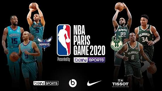 Regarder la NBA en 2019 2020 sur BeIN Sports