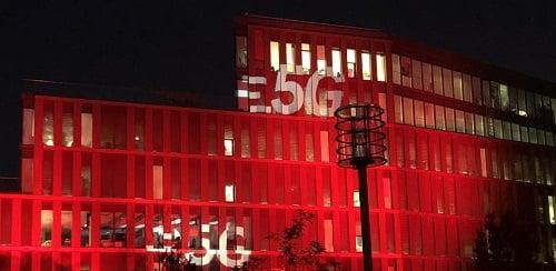 SFR a testé la retransmission de programmes TV en 5G.