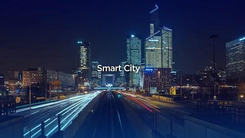 La 5G va permettre l'émergence des villes connectées.