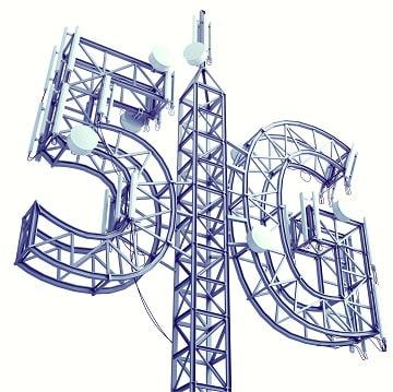 À termes, la 5G utilisera trois bandes fréquences.