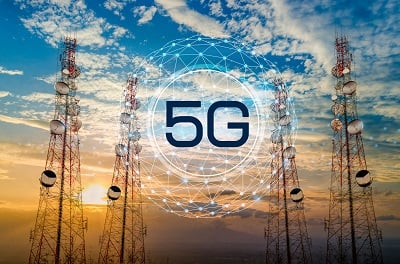 la 5G sera commericalisée en France en 2020.