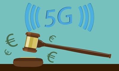 Une partie des fréquences de la 5G sera attribuée aux enchères.
