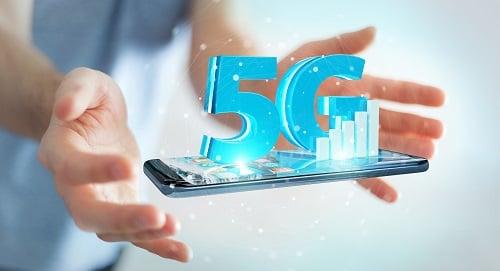 Pour bénéficier de la 5G, il faudra s'équiper d'un smartphone compatible 5G.