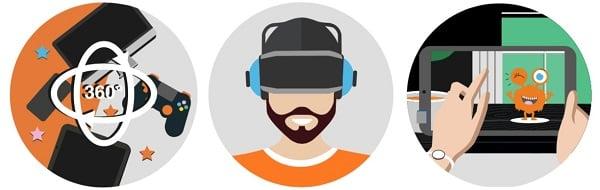 La 5G va permettre de propulser de nouveaux formats et de faire émerger la réalité virtuelle et la réalité augmentée.