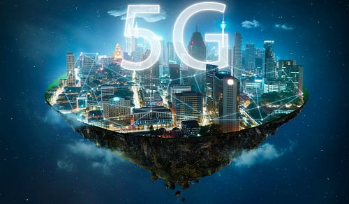 La 5G sera d'abord réservée aux grandes villes