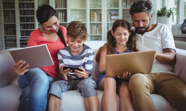 famille-wifi