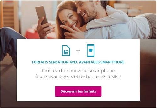 Les forfaits subventionnés sont parfois un bon moyen d'avoir un smartphone à petit prix.