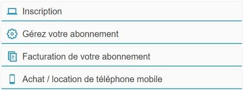 L'assistance pour les abonnés Free Mobile.