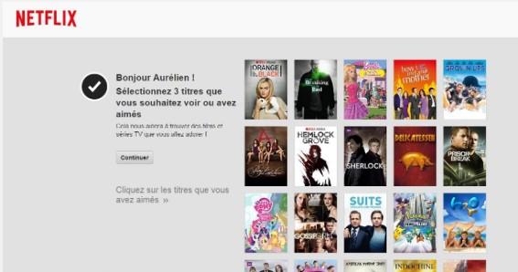Netflix-perso