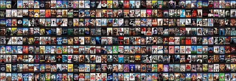 Le catalogue de Netflix est beaucoup plus important que celui de Canal+ Séries