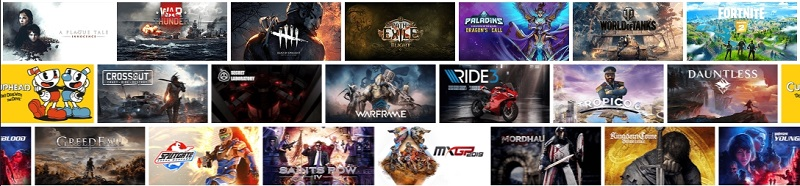 Avec GeForce Now, les abonnés ont accès à un catalogue de plus de 300 jeux