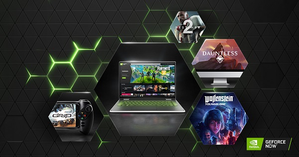 GeForce Now, le service de jeux vidéo en streaming de Nvidia