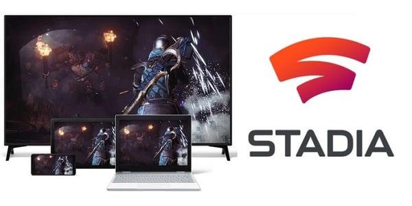 Stadia est disponible sur tous les types d'écrans