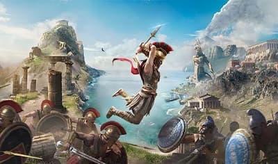Il sera possible de jouer à Assassin's Creed Odyssey sur Stadia