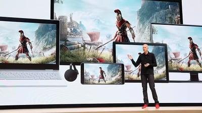 """""""Le jeu vidéo n'est pas dans l'ADN de Google""""."""