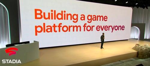 Stadia veut toucher jusqu'à deux milliards de joueurs.