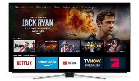 L'application Amazon Prime Video est disponible sur beaucoup de Smart TV.