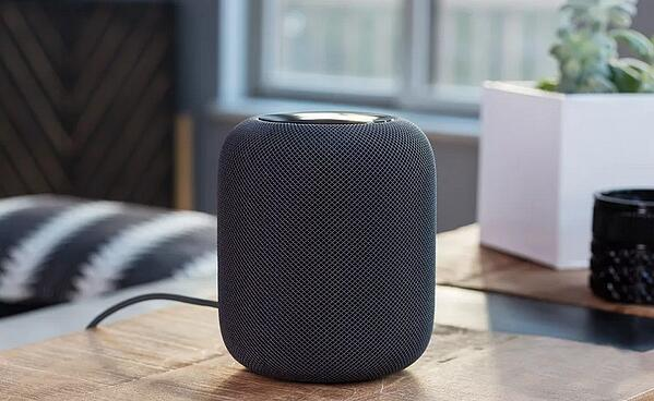 Enceinte connectée Homepod d'Apple