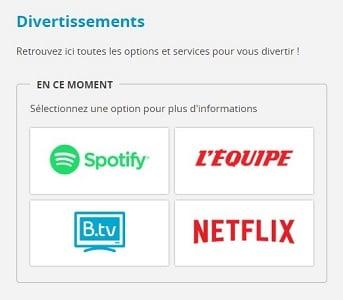 Écouter Spotify avec Bouygues Telecom