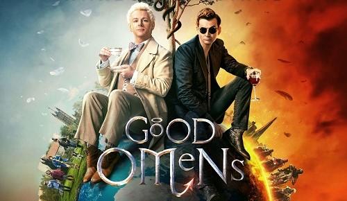 Good Omens est une série originale Amazon Prime Video de seulement six épisodes