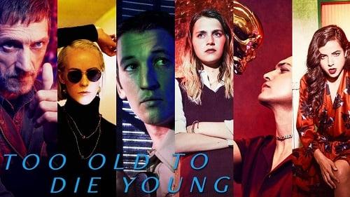 Pas de saison 2 pour Too Old to Die Young, disponible sur Amazon Prime Video