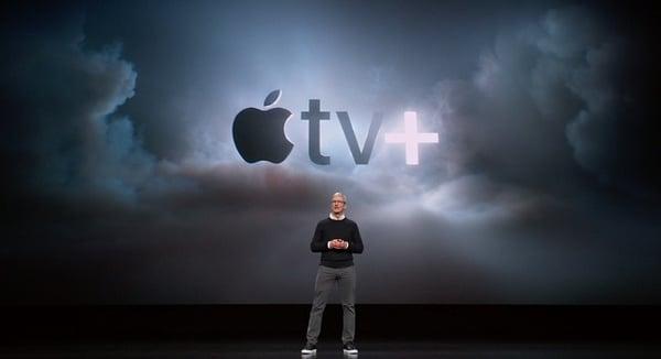 Apple a annoncé le lancement d'Apple TV Plus, su future plateforme de vidéo en streaming