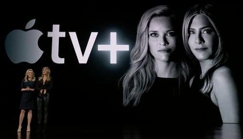"""Reese Witherspoon et Jennifer Aniston seront les vedettes de """"The Morning Show"""", une création originale d'Apple"""