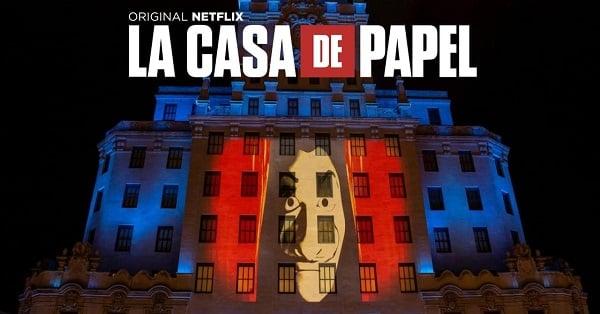 La Casa de Papel saison 3 sera diffusé sur Netflix cet été.
