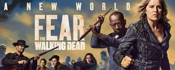 La siason 5 de Fear The Walking Dead est à voir cet été sur Canal+ Séries