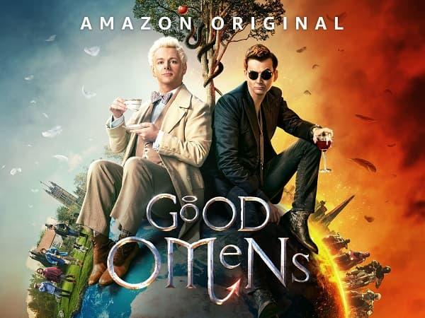 Good Omens est une série Amazon