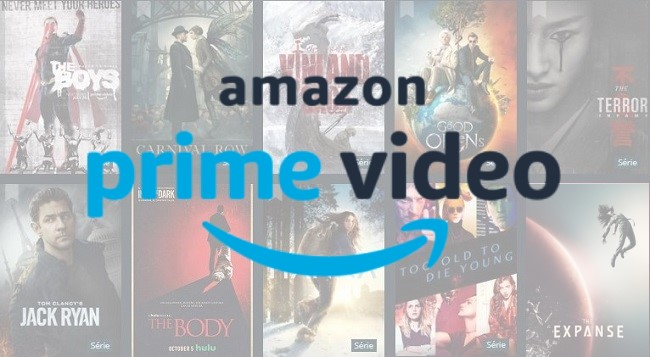 Comment s'abonner à Amazon Prime Video