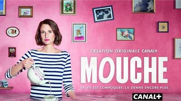 La série Mouche est actuellement sur Canal+ Séries