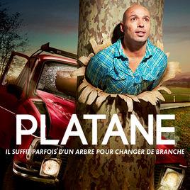 Platane, la série humoristique d'Eric Judor