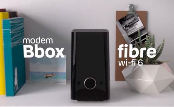 Le nouveau routeur Wifi 6 pour profiter de la fibre optique de Bouygues Telecom