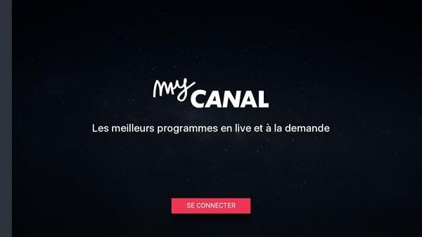 Les meilleurs programmes en live et à la demande sur l'application myCANAL