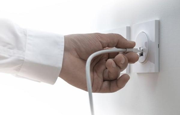 Votre connexion internet est active ? Il ne reste plus qu'à brancher votre box internet !