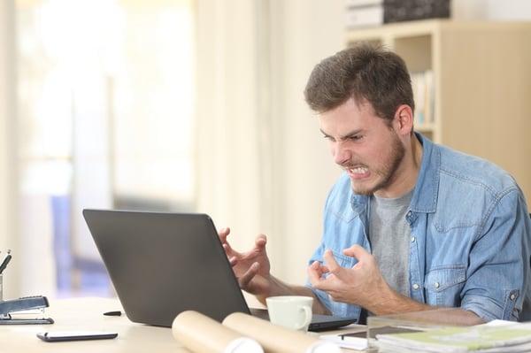 Votre connexion internet pose problème ? Résiliez votre abonnement !