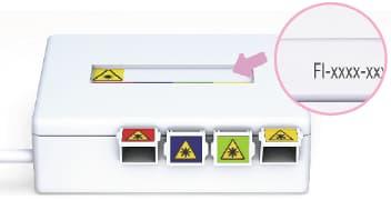 Le numéro de PTO est la référence unique de votre ligne fibre.
