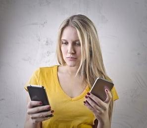 Changer de numéro de téléphone mobile