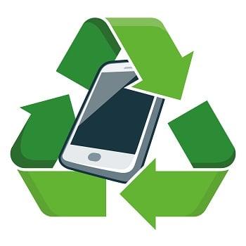 Avec la 5G, se pose la question du recyclage des smartphones