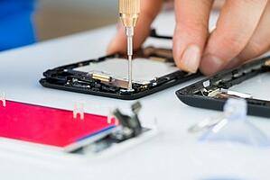 Un professionnel peut réparer l'écran de votre téléphone en quelques minutes