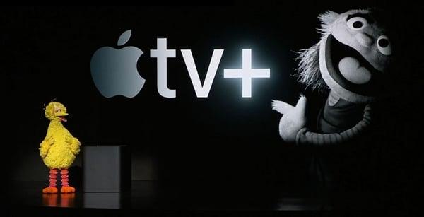 Apple TV+ a du mal à faire parler de lui