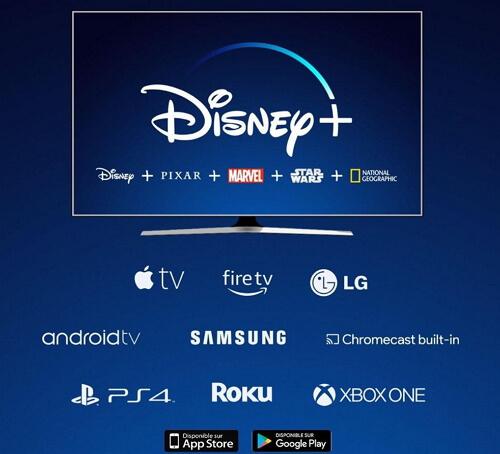Disney Plus sur TV chez Orange : les appareils compatibles