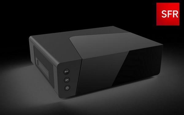 La Box TV 4K de SFR