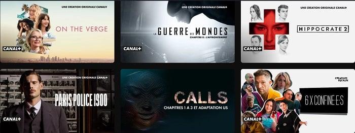 Canal+ Séries, une service de svod, une autre offre canal