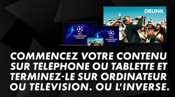 Les offres Canal sont disponibles directement sur votre télévision mais aussi sur de nombreux autres appareils