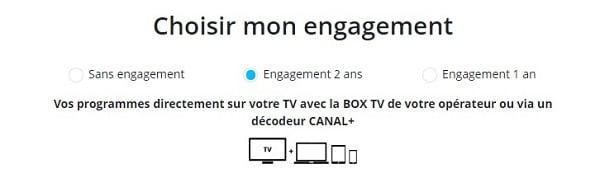 S'abonner au pack Canal+ Ciné Séries avec Netflix