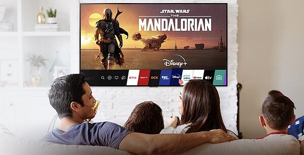 Regarder les films et les séries Disney+ en streaming directement sur sa TV LG